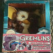 Out Of Print Gremlin Gizmo Plush Doll Complete With Obi