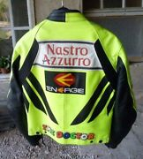 Dainese Valentino Rossi Leather Jacket