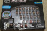 Nhl Teenymates Hockey Mini Figure Series 1 Collector Near Set With Chase 30 Diff