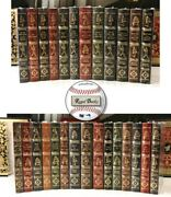 Baseball Hall Of Fame Library Complete 27 Vol - Easton Press - Sealed W/boxes