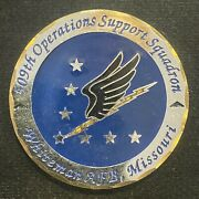 509th Operations Support Squadron Oss Whiteman Afb Challenge Coin