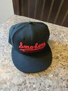 Tampa Smokers New Era 59fifty Fitted Black Cap Sz 7 5/8