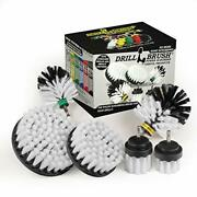 Drill Brush – Ultimate Car Wash Kit - Cleaning Supplies – Car Carpet - Truck Acc