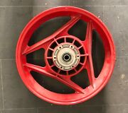 Ducati 750 F1 Front Wheel Used Good Conditions