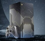 ✅xbox Series X Halo Infinite Limited Edition Presale Confirmed Order 🔥