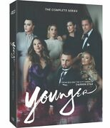 Younger Season 1 2 3 4 5 6 7 The Complete Series Hilary Duff New Dvd Box Set