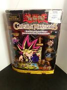 Mattel Yu-gi-oh Capsule Monsters Collectible Figure Game Starter Set Complete