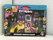 Disney Doorables Enchanted Princess Playset Exclusive By Just Play