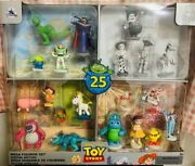 Toy Story Pixar 25th Anniversary Limited Edition Figure From Japan