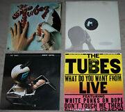 5x Lps The Tubes Same| Outside Inside|remote Control|live W.d.y.w.from