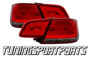 Rear Led Tail Lights Red-smoke For Bmw E92 06-10 Coupeand039 Series 3 Lamp Fanale