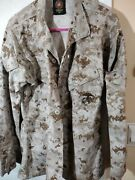 Desert Marpat Camouflage Shirt - Mccuu - Small-short -andnbsp New Without Tag