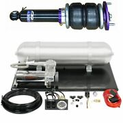 D2 Racing Basic Air Suspension For 13+ Ghibli M157 Awd Excl Edc D-ms-05-arb