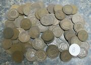 100 Indian Head Cents 1900and039s All Problem Free Good And Better