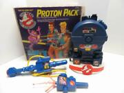 Real Ghostbusters Original 1986 Proton Pack Set Boxed