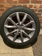 """2021 Acura Tlx Base Package Oem 18"""" Rims And Tires Set Of 4 5x120 18 X 8j"""