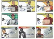 2003 Press Pass Autograph Dale Jarrett Sweet And Scarce--one Card Only