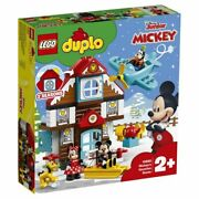 Lego Duplo 10889 Mickey's Vacation House - New In Sealed Box