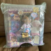 Disney Doc Mcstuffins Time For Your Checkup Sing Along Doll Lambie New Rare