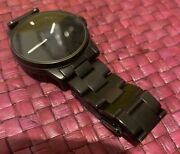 Fortis Flieger Black Out Ss Automatic Watch Used World Limited Of 200 Overhauled
