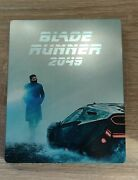 Blade Runner 2049 - Limited Steelbook [blu-ray] [limited Edition]