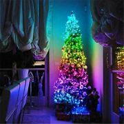 Christmas Led Strip String Tree Lights Outdoor Waterproof For Party Decorations
