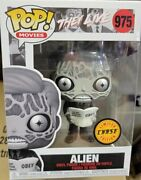 Funko Pop Chase Movies They Live Alien 975 Vinyl Figure Collectible In Hand New