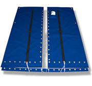 3pc Trampoline To Fit Hobie 17 Catamaran - Blue Vinyl - H17 Cat Tramp - Usa Made