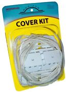 Horizon Aboveground Swimming Pool Solar Cover Strap Kit