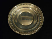 Beautiful Estate Reed And Barton Sterling Silver 9 Dish