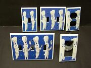 Doughboy Miii Light Switch Cover Plate Or Outlet Kitchen Decor