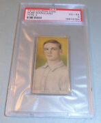 1919 Coupon Cigs. T213 Rube Marquard Type 3 Psa 4 Vg-ex Vintage Brooklyn Dodgers