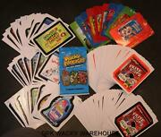 2008 Wacky Packages Ans8 Master Set 148 Cards Insert Sets