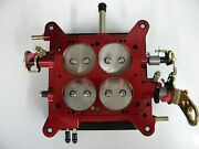 Holley-qft-aed Red Billet Base Plate Assembly 1 3/4 850-1000 Cfm Carb 12-850qft