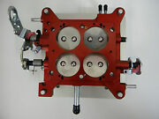 Holley-qft-aed Ccs Billet Base Plate Assembly 1 11/16 650-800 Cfm 12-750qft