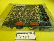 Asml 859-8030-003 Afa Preamp/adc 16 Bit Pcb Card Asml Lithography Used Working