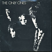 Only Ones Trouble In The World / Your Chosen Life Uk 45 With Picture Sleeve