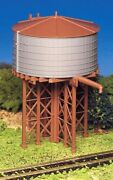Plasticville Ho Scale Water Tank / Tower By Bachmann