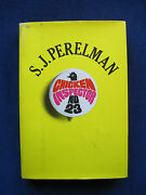 S.j. Perelman Chicken Inspector No. 23 - Signed By Perelman To His Daughter Abby