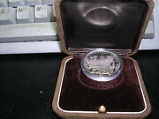 1979 Russia Olympic Platinum Proof 150 Roubles Greek Wrestlers