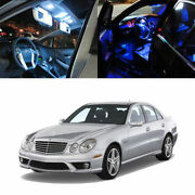 14 X 5050 Smd Full Led Interior Lights Package For 2003-09 Mercedes W211 E-class