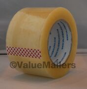 Tape 3 X 330and039 2.5 Mil 12 Rolls Quality Packaging Box Carton Sealing 3x110 Yds