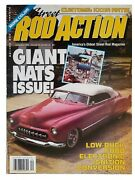 Street Rod Action December 1990--48 Cadillac,41 Chevy, 28-31,34 Ford, 37 Packard