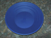 Gold Pans Set Of 2 Panning 10 And 14 High Impact Plastic Blue Prospecting Mining