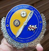 German Avd Hsmc Rally Monte Carlo 1956 Car Badge Made In Germany