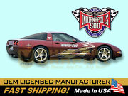 2003 Corvette C5 Indy 500 Pace Car 50th Anniversary Decals And Stripes Kit