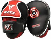 Rdx Boxing Pads Focus Punching Bag Hook And Jab Mitts Gloves Curved B2b Clients