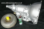 Th350 Pontiac And Chevrolet Automatic Gearboxes And Torque Converter Reconditioned
