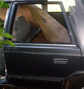 87 Plymouth Reliant Left Rear Door --check This Out--