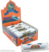 100 Mm King Size Cigarette Rolling Machines Box Of 144 Rollers Roll Your Own